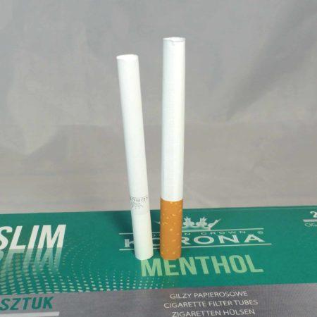 tubes 6.5 menthol korona