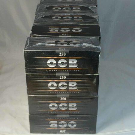 tubes cigarette ocb