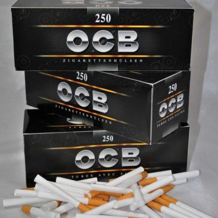 tubes à cigarette OCB