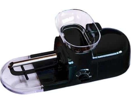 tubeuse electrique champ noir