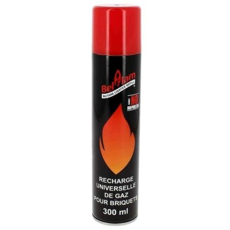 Gaz Belflam pour recharger les briquet
