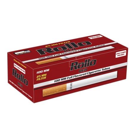 tubes a cigarette 100s rollo