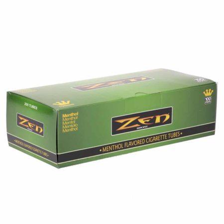 tubes à cigarette 100s menthol