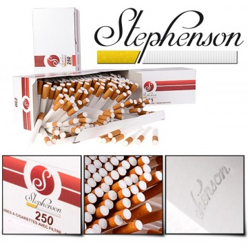 Tubes à cigarette Stephenson