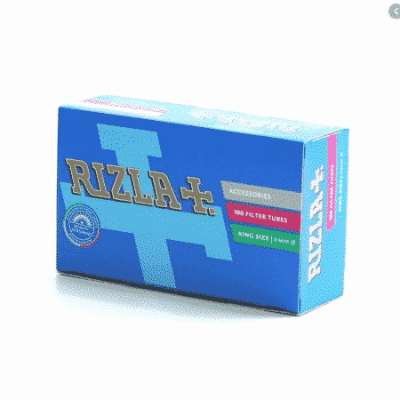 100 tube a cigarette Rizla