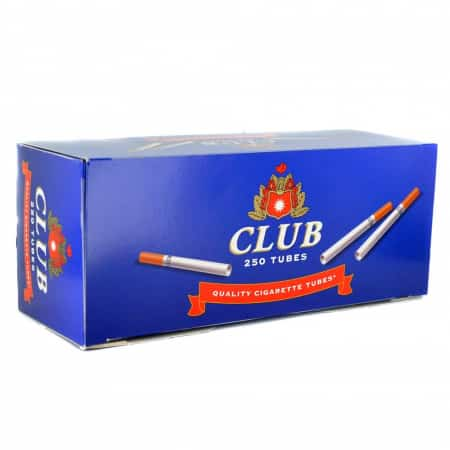250 tube cigarette club