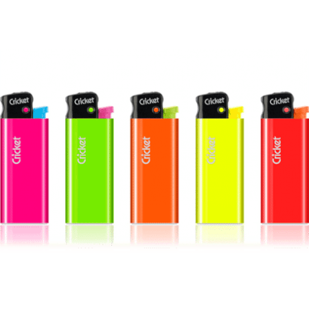 Lot briquet Cricket Mini