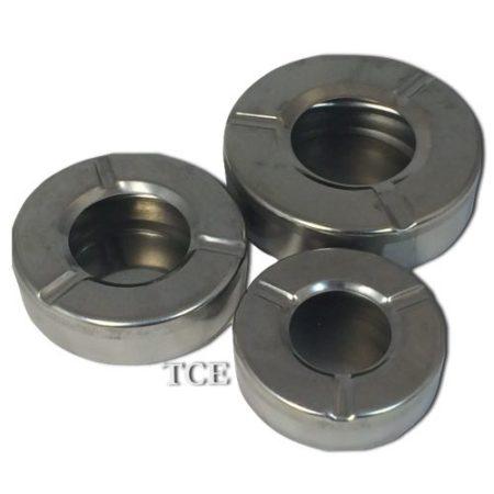 Cendrier en métal