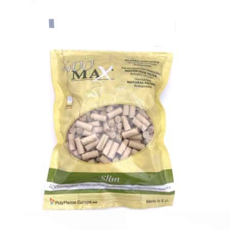 Filtre a cigarette max biodegradable