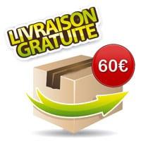 Frais de port offert pour une machine à tuber à partir de 60 euros