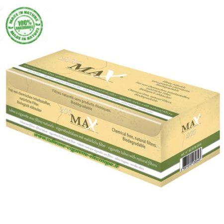 Tubes à cigarette biodégradable Max