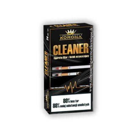 filtre anti goudron cigarette korona
