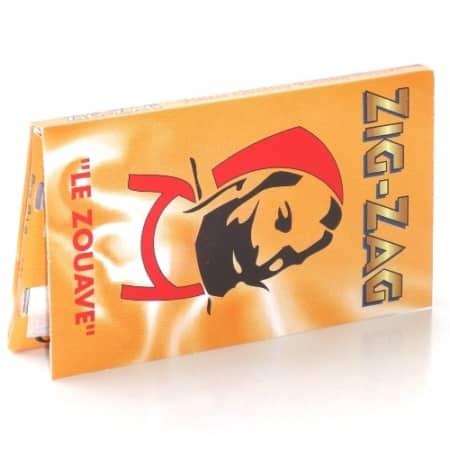 Zig-Zag jaune le zouave