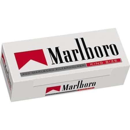 tubes cigarettes marlboro