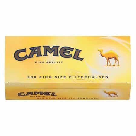 tubes cigarettes camel