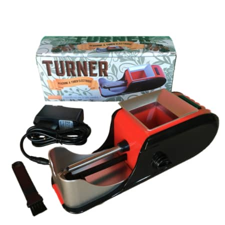 machine a tuber turner rouge