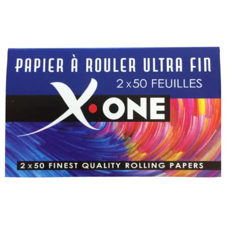 Papier a rouler X One