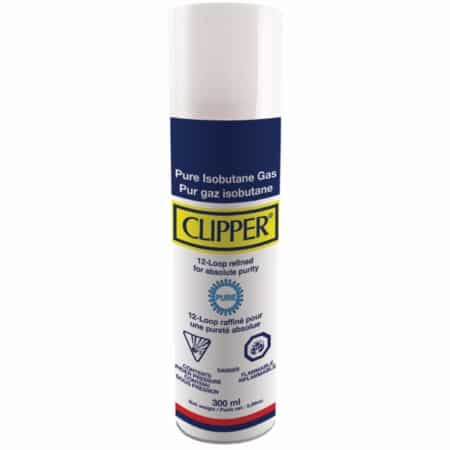 Recharge Gaz Clipper