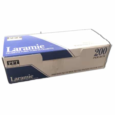 Tubes cigarettes Laramie PFT