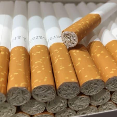 Tubes cigarettes sans filtres