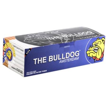 tubes cigarettes bulldog