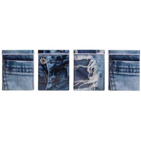 Boite cigarette Jeans