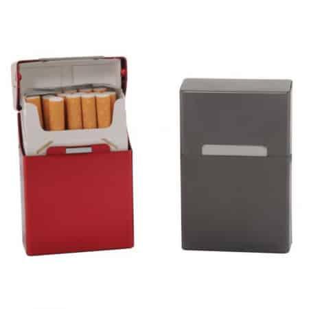 boite a cigarette en aluminium