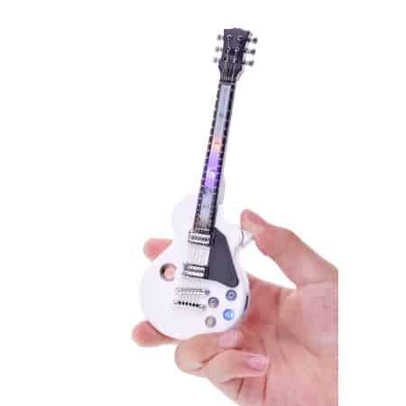 briquet usb guitare