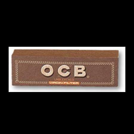 Filtre carton OCB virgin
