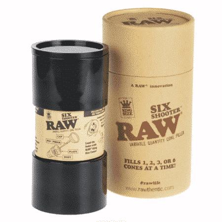 tubeuse 6 cones raw