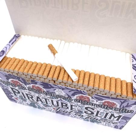 tube cigarette slim
